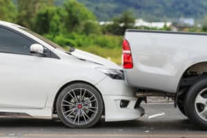 average settlement for rear end car accident